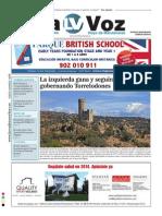 La Voz de Torrelodones y Hoyo de Manzanares- Enero de 2014- Nº 125