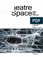 Theater Space Proceedings 2011