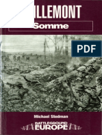 Battleground Europe Guillemont Somme