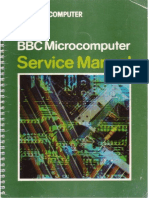 BBC Micro Service Manual 1985