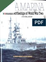 Regia Marina Italian Battleships of World War Two