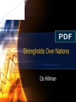 Strongholds Over Nations