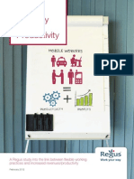 Etude sur la flexibilité du travail et la productivité (Janvier 2014)