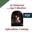 Santesson Recipe Collection Aphrodisiac Cooking