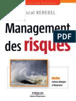 Le Management Des Risques