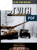 Battleground Europe Battle of the Bulge St Vith