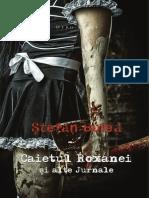 Caietul Roxanei - Stefan Bolea-Fragmente