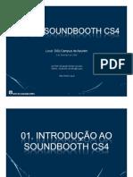 Formação Som Adobe SoundBooth