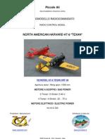 VQ MODEL AT-6 TEXAN ARF 46