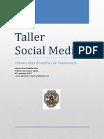 Taller - Social Media - David Saldaña Zurita