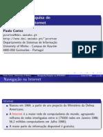 Formação Internet