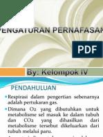 Pengaturan Pernafasan Kel IV
