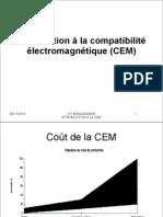 Introduction à la compatibilité électromagnétique (CEM)