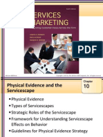 Physical Evidence and Servicescape