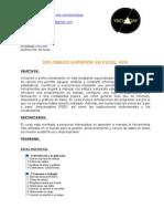 Diplomado Superior en Excel 2010