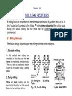 Milling Fixtures
