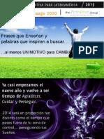 Alejandro Delobelle | Inspiración e Impulso para tu 2014