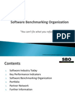 Software Benchmarking Organization