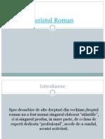 Juristul Roman
