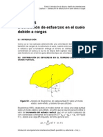 BULBO PRESION ISOBARA- Distribución de esfuerzos en el suelo debido a cargas
