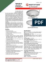 Detector de Humo FSP-851 Intelligent - Zensitec