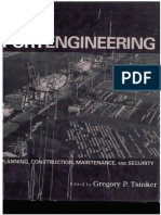 Port Engineering - Edited by Gregory P. Tsinker