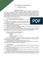 Dreptul Comertului International (1)