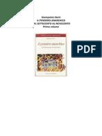 124893415 Giampietro Berti Il Pensiero Anarchico Dal 700 Al 900 Vol 01