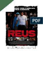 Dossier de Prensa Reus
