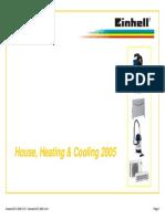 Einhell Air Conditionner