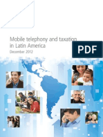 Mobile Telephony Taxation