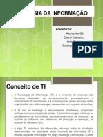 TECNOLOGIA DA INFORMAÇÃO corrigido (1)