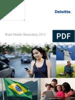 Brazil Mobile Observatory 2012