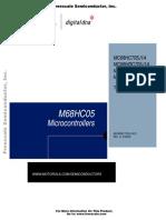68hc705j1 Microcontrolador Motorola