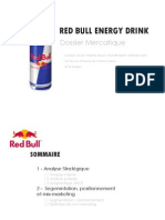 Red Bull Marketing Mix