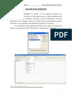 Solver Windows