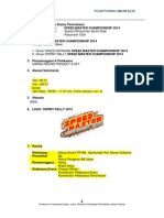 Draft Peraturan Umum SERI