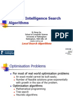 Artificial Intelligence Search