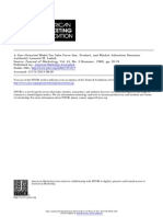 A User-Oriented Model for Sales Force Size, Product, And Market Allocation Decisions