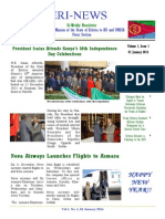 Eritrean Bi-Weekly Newsletter
