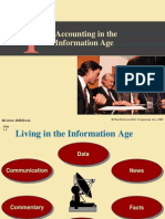 Accounting in the info age
