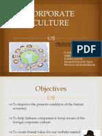 Corporate Culture 1