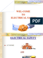 [SA - 003] Safety in Electrical Works