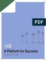 ABO Manifesto for Orchestras