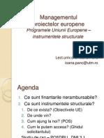 Managementul+proiectelor+europene