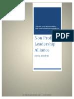 6 g- nonprofit leadership alliance health fair survey final report
