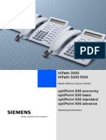 Siemens Phone Manual