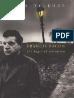Francis Bacon - Deleuze, Gilles