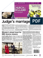 Church of England Newspaper  03-01-14