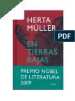 Herta-Muller - En Tierras Bajas